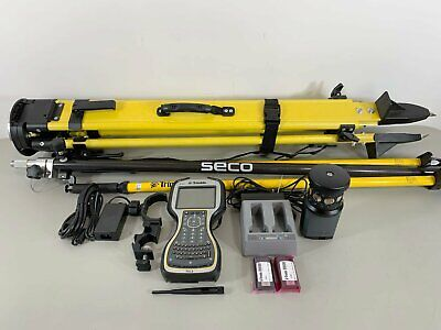 Trimble Robotic Package For S Series Total Stations - Tsc3 Survey Pre-owned