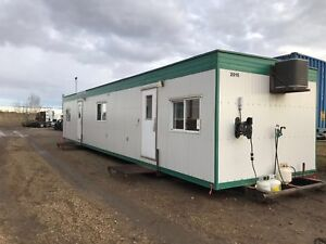 Office Gemco shack 50x12 for rent or sale! Grande Prairie