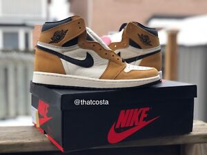 """Jordan 1 """" Rookie Of The Year """" Size 10"""