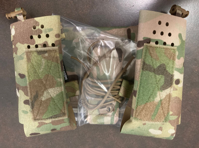 Spiritus Systems The Thing 1  Multicam New in Bag