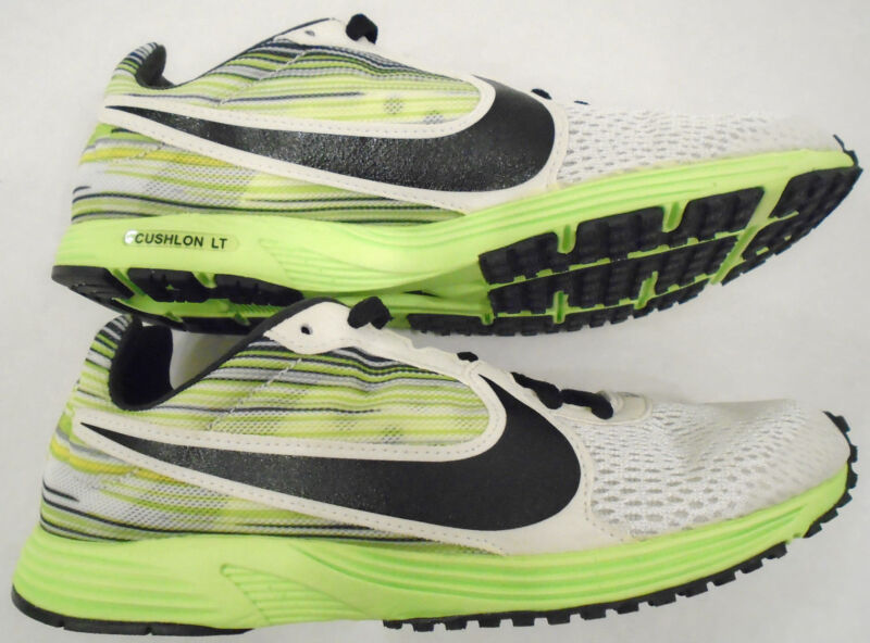 6a5d079034c4 NEW Nike Mens 4.5 Zoom Streak LT Racing Running Road Shoes White 599532-107