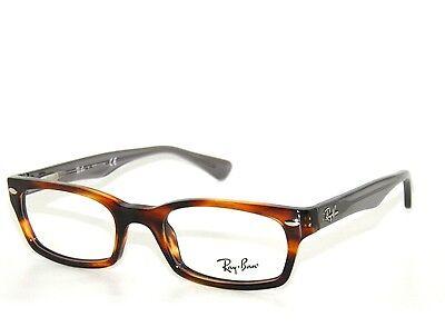 SALE* RAYBAN  5150 HAVANA-CRYSTAL GREY 5607  EyeglasseS  50  RAY BAN
