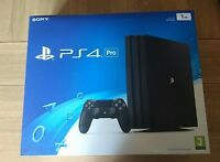 PlayStation 4 Pro BRAND NEW, sealed in box