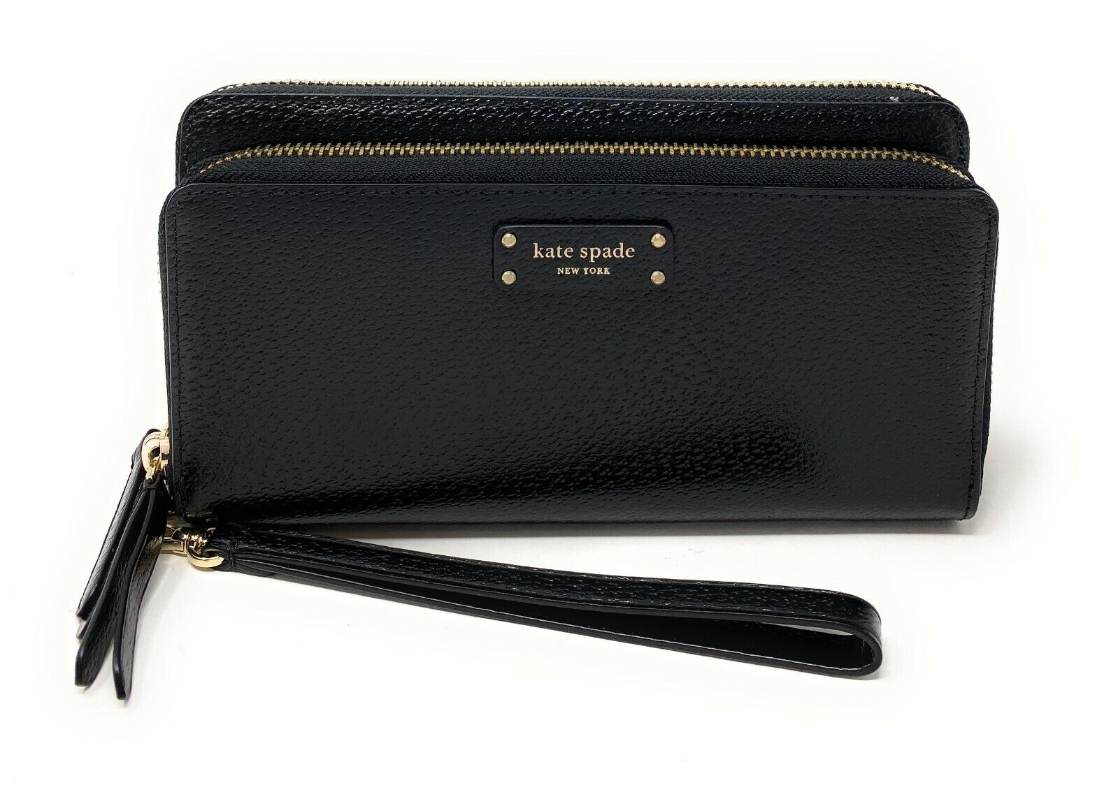 Kate Spade Large Carryall Wristlet Jeanne Wristlet Clutch Wallet $199 Clothing, Shoes & Accessories