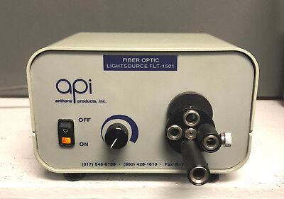 Api Flt-1501 Fiber Optic Light Source 1501 Lightsource
