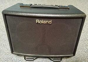 Roland Ac-33 amp Summer Hill Ashfield Area Preview