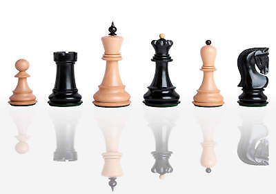 (USCF Sales The Zagreb '59 Chess Set - Pieces Only - 2.875