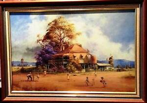 Darcy Doyle framed print Upper Coomera Gold Coast North Preview