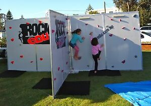 Mobile Rock climbing wall sales Terrigal Gosford Area Preview