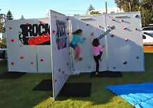 ROCKedu Mobile Rock climbing wall sales Terrigal Gosford Area Preview