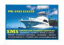 SMS Shoreline Marine Services O'Connor Fremantle Area Preview