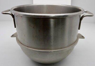 X1 Oem Hobart Vmlh-30 30qt 30 Qt Mixer Bowl Vmlh30 For 60 Qt