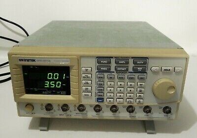 Used Gw Instek Gfg-3015 15mhz Function Generator