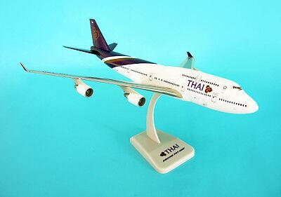 Hogan Wings Thai Boeing 747-400 HG2247G 1/200 Reg HS-TGF W/GEAR