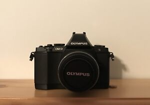 Olympus OM-D E-M5 with 14-24mm lens