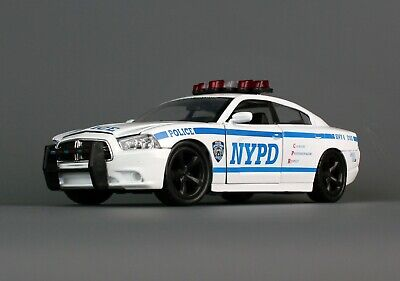 NYPD Highway Patrol Dodge Charger 1/24 Diecast Car