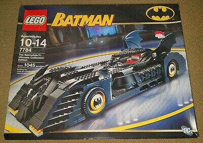 Lego Batman: The Batmobile Ultimate Collectors' Edition (7784) - New, Sealed