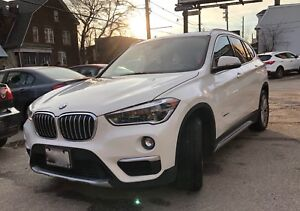 2016 BMW X1 - Premium package with panoramic sunroof @47km