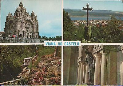 Alte Postkarte - Viana do Castelo