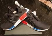 Adidas NMD XR1 OG PK Black/White/Blue/Red Men's Size US8.5 / UK8 Melbourne CBD Melbourne City Preview