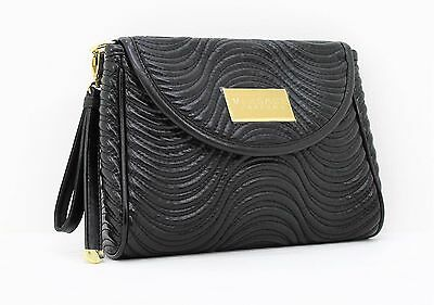 VERSACE BLACK  WOMENS CLUTCH / HANDBAG / EVENING CLUTCH / BAG