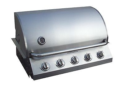 Diamondback Built-In Grill 5 Burner Propane LP Natural Gas 3