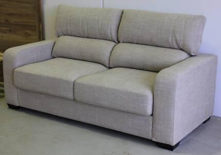 Barossa 2.5 Seater Sofa Bed (Brand New) #3953