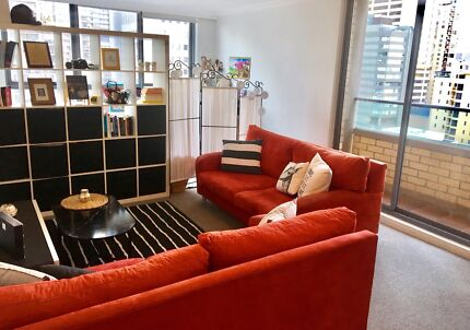 Master bedroom available in the CBD from 1st of Dec