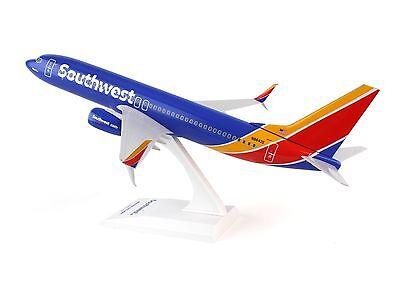 SkyMarks Southwest Boeing 737-800 SKR813 1/130 Reg# N8642E, HeartOne Livery. New