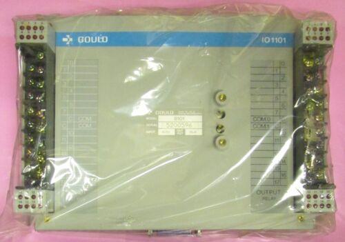 Gould Modicon B101 Io1101 Ac 115v Input Output Relay Module