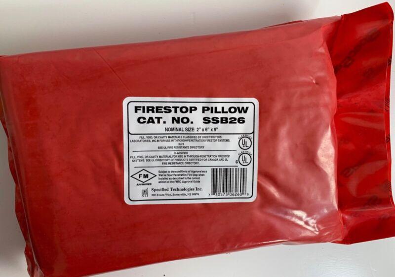 Box of 22 - STI SSB26 Firestop Pillow Cat #  2