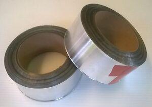Aluminium foil insulation tape 50mm x 50m - BUY 3 GET ONE FREE