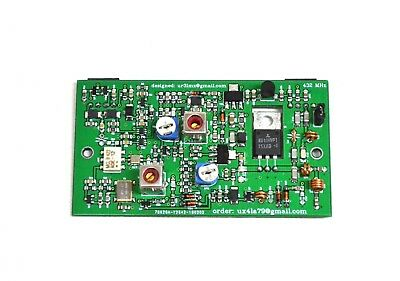 70 to 28 MHz TRANSVERTER ATTENUATOR BOARD 4m 10m 70mhz VHF UHF Ham Radio