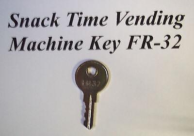 Vendcraft Dundas Snack Time Front Drop Vending Machine Key Fr-32