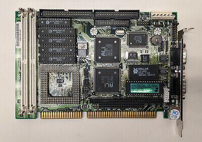Sbc Ver Gc 4865x86 Isa Single Board Industrial Computer Pcb Card M5027-00310