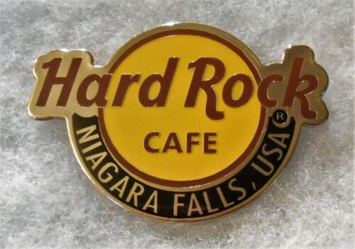 HARD ROCK CAFE NIAGARA FALLS USA CLASSIC LOGO MAGNET
