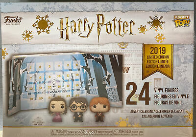 Harry Potter Funko Pop Advent Calendar 2019 Edition! Brand New Perfect Gift