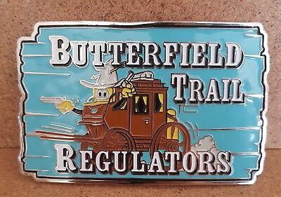 Belt & Buckle. Butterfield Trail Regulators.