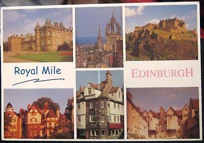 Scotland Royal Mile Edinburgh - posted 2009