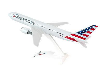 SkyMarks American Airlines Boeing 767-300ER SKR786 1/200 REG# N383AN. New