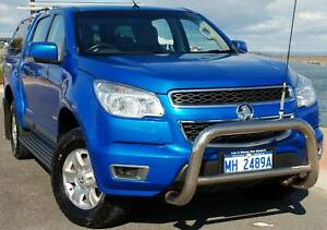 Holden Colorado LT 4X4 Dual Cab Auto Welshpool Canning Area Preview