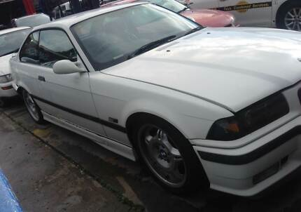 BMW E36 318is, 1996 COUPE 1.9L 4SP AUTO M44 | #B1055 - WRECKING Bankstown Bankstown Area Preview