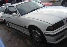 BMW E36 318is, 1996 2DR COUPE 1.9L 4SP AUTO M44 ENGINE | WRECKING Alexandria Inner Sydney Preview