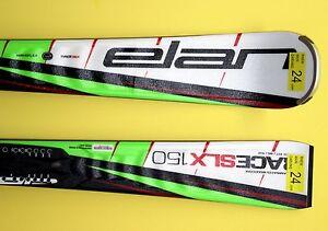 ELAN Race SLX Waveflex  Slalom Carving  Ski +BDG. Tyrolia EL 10.0 Neu v. Längen