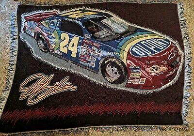 NASCAR Racing Jeff Gordon #24 Chevy Dupont Blanket Throw - Northwest Company