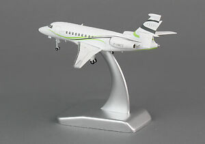 Hogan Wings Falcon 2000LX HG5644 1/200 REG# F-HMCG Diecast. New
