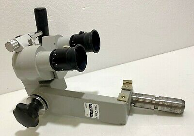 Carl Zeiss 9-fc Optical Head For Opmi Surgical Microscope Dhl Ship World Wide