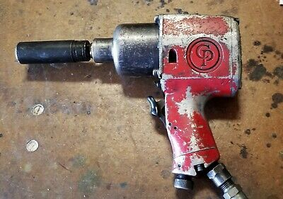 Pneumatic Impact Wrench Rp9542 Chicago Pneumatic 450 Ftlbs A3f39