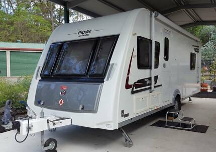 2014 Elddis Affinity 550 - lightest in class