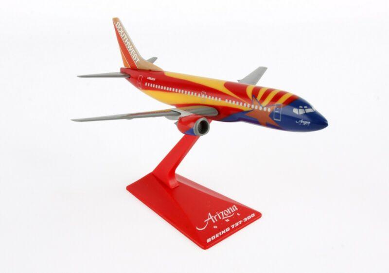 Flight Miniatures LP38160A Southwest Boeing 737-300 Arizona One N383SW 1/200